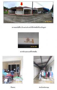 บ้านแฝดหลุดจำนอง ธ.ธนาคารกรุงไทย ท้ายช้าง เมืองพังงา พังงา