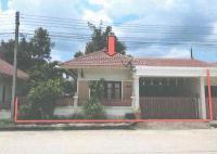 บ้านแฝดหลุดจำนอง ธ.ธนาคารอาคารสงเคราะห์ โคกกลอย ตะกั่วทุ่ง พังงา
