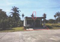 บ้านเดี่ยวหลุดจำนอง ธ.ธนาคารอาคารสงเคราะห์ ท้ายเหมือง ท้ายเหมือง พังงา